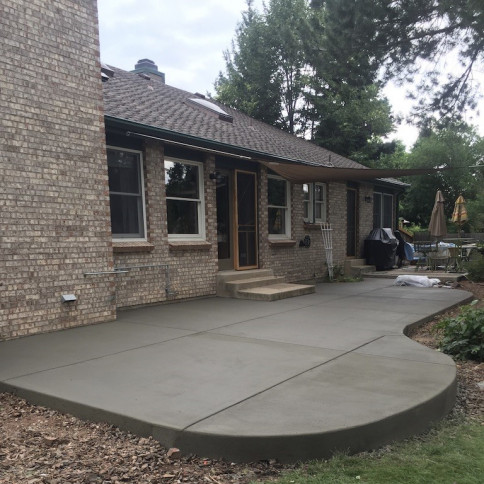 concrete services denver co
